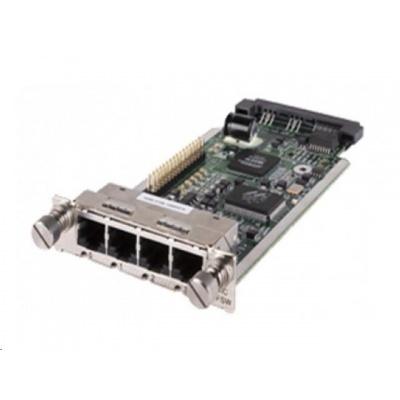 HPE MSR 4-port 10/100 SIC Module