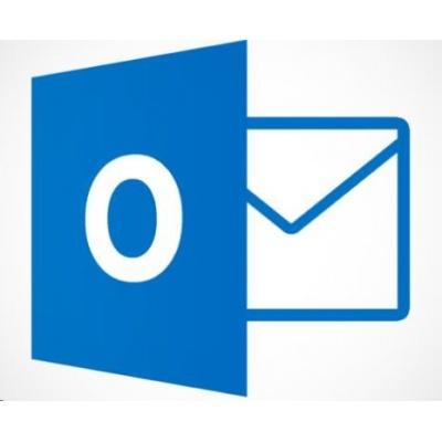 Outlook Mac SA OLP NL Gov