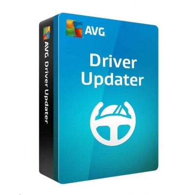 Prodloužení AVG Driver Updater , 1 lic. (12 měs.)