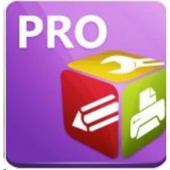 PDF-XChange PRO 9 - 5 uživatelů, 10 PC + Enhanced OCR/M2Y