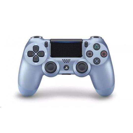 SONY PS4 Dualshock verze II - Titanium Blue