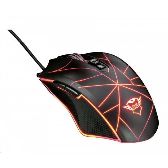 TRUST myš GXT 160 Ture Illuminated Gaming Mouse