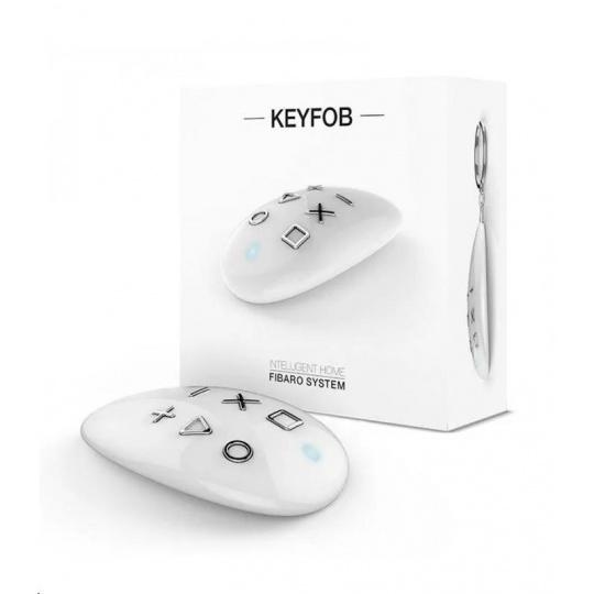 FIBARO Přenosný ovladač - FIBARO KeyFob