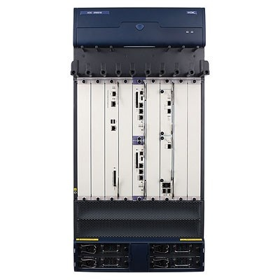 HP A6616 Router Chassis