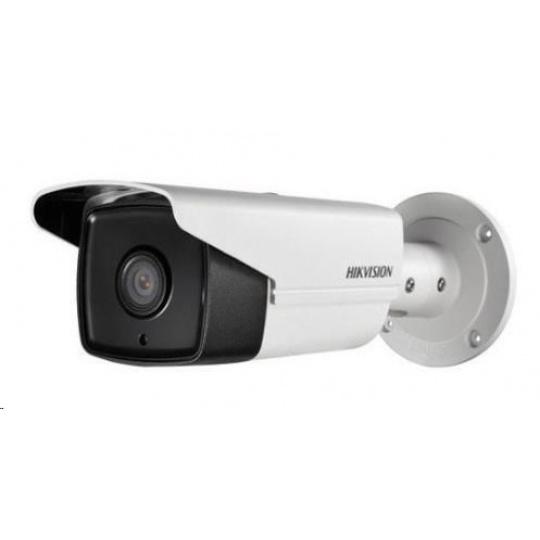 HIKVISION IP kamera 8Mpix, H.265, 25 sn/s, obj.4mm (79°),PoE, DI/DO, IR 80m, WDR, MicroSDXC, IP67