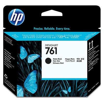HP 761 Black matte DJ Printhead, CH648A