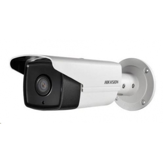 HIKVISION IP kamera 4Mpix, H.265, 25 sn/s, obj.2,8mm (114°),PoE, DI/DO, IR 50m, WDR, MicroSDXC, IP67