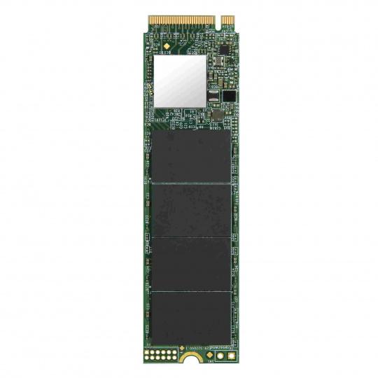 TRANSCEND SSD 110S 512GB, M.2 2280, PCIe Gen3x4, 3D TLC, DRAM-less