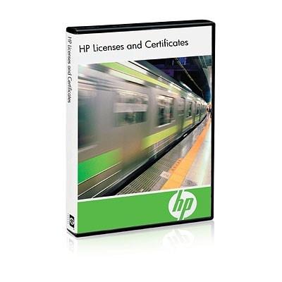 HP IMC Std S/W Platform w/100-node Lic E-LTU