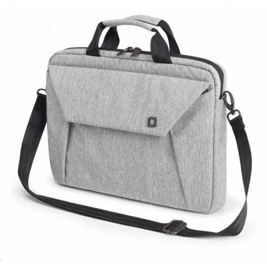 DICOTA Slim Case EDGE 12-13.3, light grey