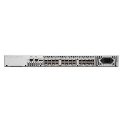 HP Storage Works 8/8 (8) Full Fabric Ports Enabled SAN Switch AM867B RENEW
