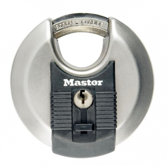 MasterLock Excell M40EURD Diskový visací zámek - 70mm