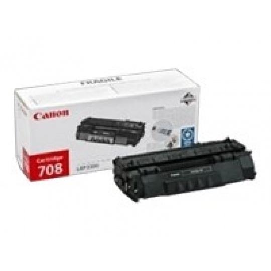 Canon LASER TONER black CRG-708 (CRG708) 2 500 stran*
