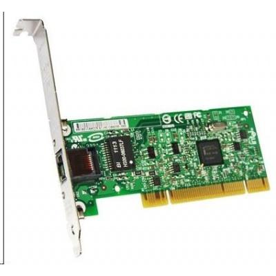 Intel síťová karta PRO/1000 GT Desktop Adapter, FULL PROFILE, bulk