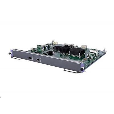 HPE 7500 2-port 10GbE XFP Enhanced Mod