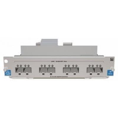 HPE 8-port 10GbE SFP+ v2 zl Module