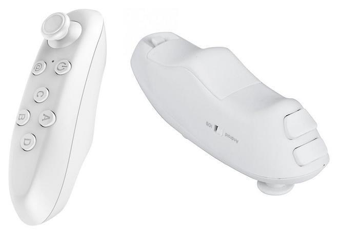 Aligator Bluetooth dálkový ovladač pro VR BOX2, bílá