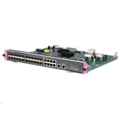 HP 384 Gbps A7500 Fab Mod w/12 SFP Ports