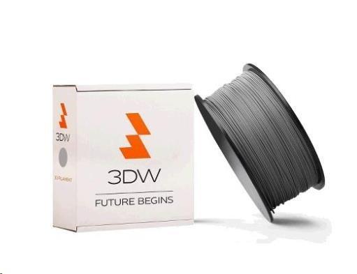 3DW ARMOR - PLA filament, průměr 1,75mm, 1kg, šedá, teplota tisku 190-210°C