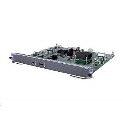 HPE 7500 2-port 10GbE XFP SD Module