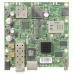 MikroTik RouterBOARD RB922UAGS-5HPacD,720MHz CPU,128MB RAM, 1x LAN, 1x SFP slot, 1xminiPCIe slot + SIM, vč.L4