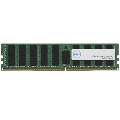DELL 16GB Certified Memory Module - 2Rx8 DDR4 UDIMM 2400MHz