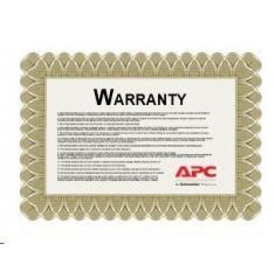 APC (1) Extended Warranty, DC-12