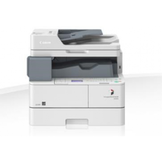 Canon imageRUNNER 1643i tisk, kopírování, sken, odesílání, 43 tisků/min černobíle, duplex, DADF, USB +  toner zdarma