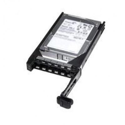 600GB 15K RPM SAS 2.5in Hot Plug  Drive, 3.5in HYB CARR, Cus Kit