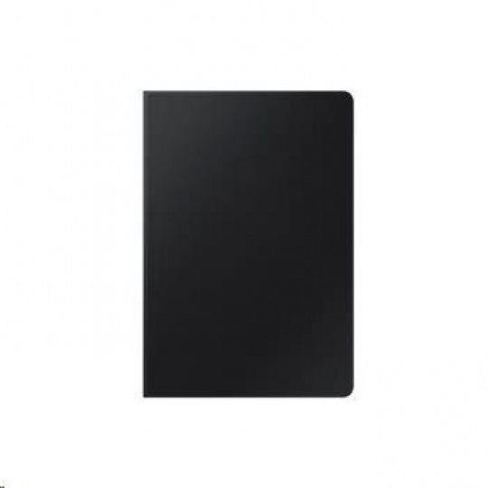Samsung flipové pouzdro EF-BT970PBE pro Galaxy Tab S7+, černá