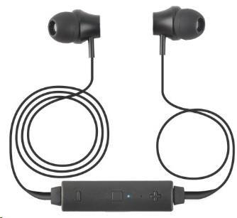 4smarts Bluetooth stereo sluchátka Melody B2, černá