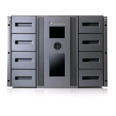 HP StorageWorks MSL8096 2xUltrium 3000 LTO5 SAS drive RM Library