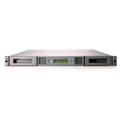 HP 1/8 G2 LTO6 FC Autoloader-Tvlite Bndl