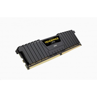 CORSAIR DDR4 8GB Vengeance LPX DIMM 2400MHz CL16 černá