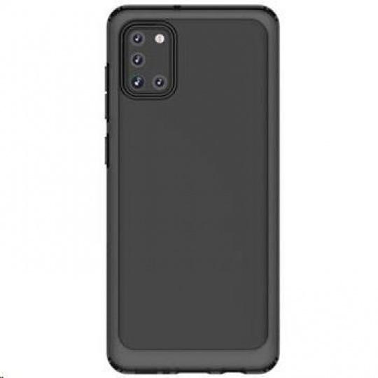 Samsung zadní kryt GP-FPA315KDABW pro Galaxy A31, černá