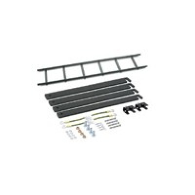"APC Cable Ladder 12"" (30cm) Wide w/Ladder Attachment Kit (AR8166ABLK)"