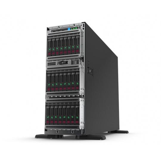 HPE PL ML350G10 4210 (2.2G/10C/2400) 1x16G 8SFF P408i-a/2GSSB 1x800W RFC NBD333 P11051R-421 RENEW