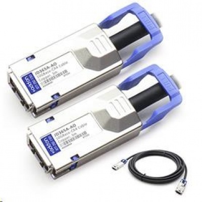 HPE X230 CX4 CX4 3m Cable