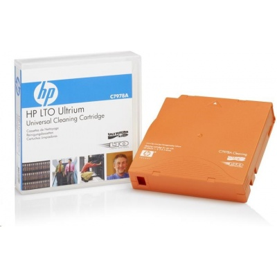 HP Ultrium Universal Cleaning Cartridge