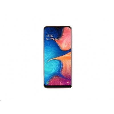 Samsung Galaxy A20e (A202), DS, EU, oranžová