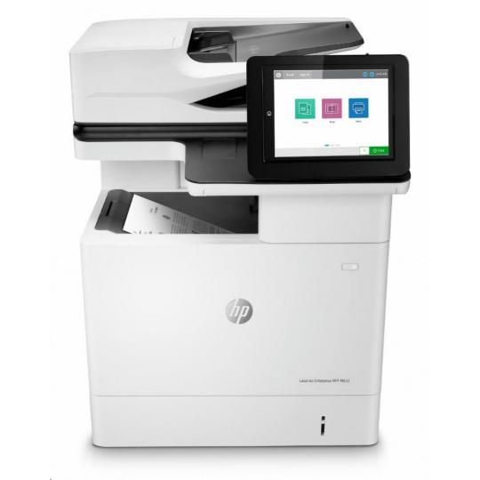 HP LaserJet Enterprise MFP M631z (A4, 52ppm, USB, ethernet, Print/Scan/Copy, Duplex, HDD, Fax, Tray)