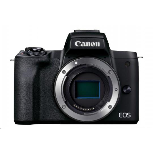 Canon EOS M50 Mark II - tělo - černé