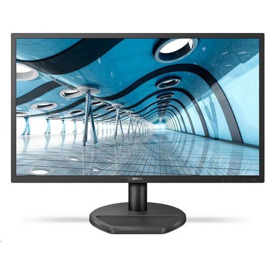 "Philips MT LED 21,5"" 221S8LDAB/00 -  1920x1080, 250cd, 1ms,  D-Sub, DVI-D, HDMI, repro"