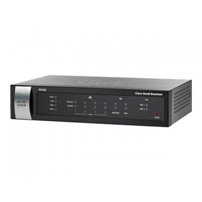Cisco VPN Router RV320, 4x GE LAN + 2xWAN