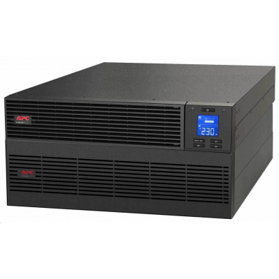 APC Easy UPS SRV RM 10000VA 230V, with External Battery Pack,with RailKit, On-line, 5U (10000W)