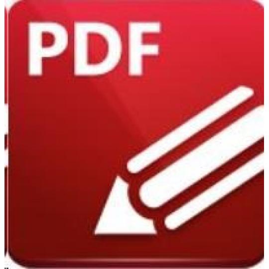 PDF-XChange Editor 9 - 3 uživatelé, 6 PC/M1Y