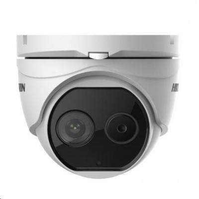 HIKVISION DS-2TD1217-2/V1 Bi-spectrum IP termokamera 160 × 120, 2mm, 25Hz, 12VDC, PoE thermo