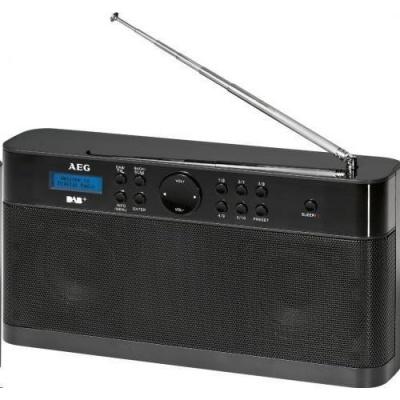 AEG DAB 4124 DAB-FM radio