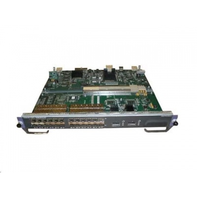 HP 24-Port GbE SFP A7500 Module 8 Combo