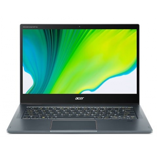 """ACER NTB Spin 7 (SP714-61NA-S936) - 14"""" IPS touch FHD,Snapdragon SC8180XP@3.0GHz,8GB,512SSD,Adreno™ 685,5G,W10H,Modrá"""